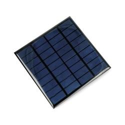 Panele słoneczne małej mocy