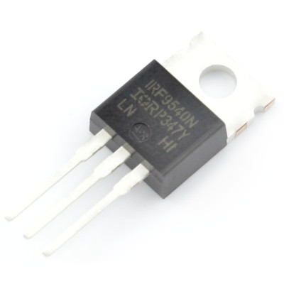 Tranzystor P-MOSFET IRF9540