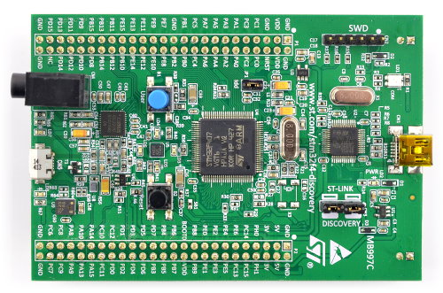 STM32F407 - Discovery