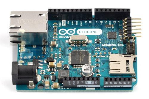 Arduino Uno Ethernet Rev3 - moduł, platforma, bootloader