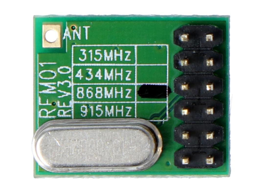 Moduł radiowy RFM01/868D 868MHz