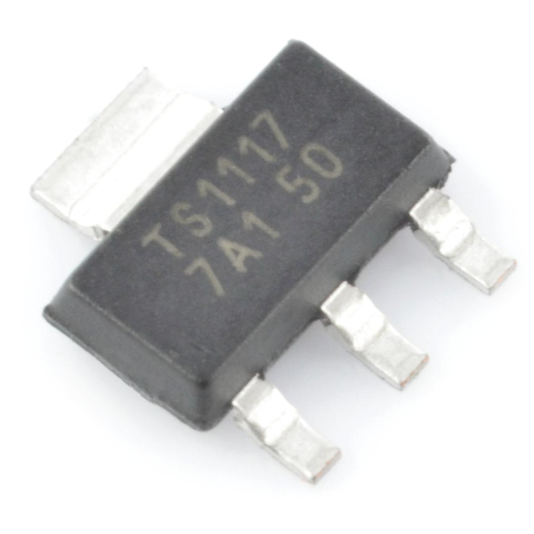 Stabilizator LM1117MP