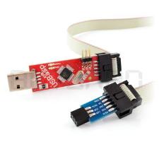 Przejściówka z programatorem USBasp