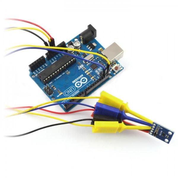 Light intensity sensor BH1750 - Botland - Sklep dla robotyków