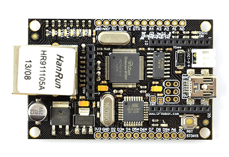 DFRduino Uno R3 - kompatybilny z Arduino