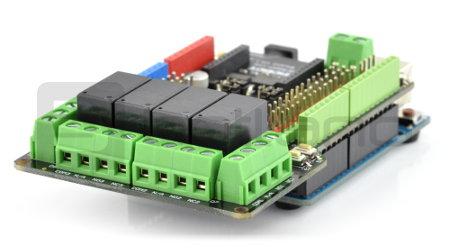 Relay Shield - moduł przekaźników dla Arduino