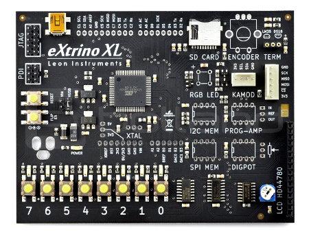 Moduł eXtrino SMD v12 - Atmega128A3U
