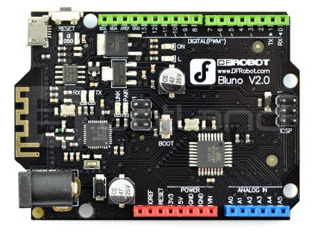 Bluno - bluetooth kompatybilny z Arduino