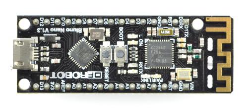 Bluno Nano - kompatybilny z Arduino