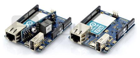 Arduino Yun Mini - wifi moduł