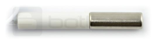 Czujnik magnetyczny otwarcia drzwi i okien - kontaktron - H0-030