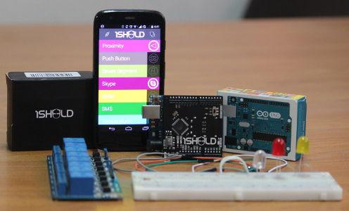 1Sheeld - rozszerzenie dla Arduino