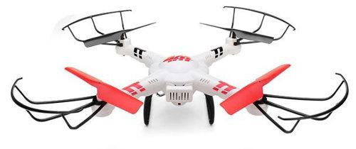 Dron quadrocopter 686 z kamerą HD i FPV
