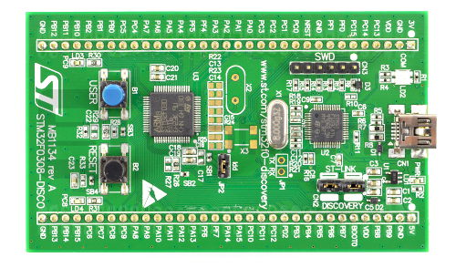 STM32F0308 - Discovery