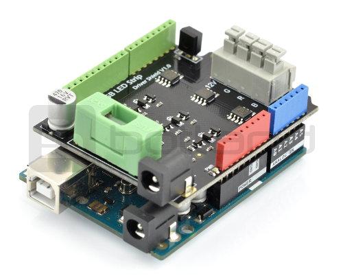 Sterownik LED shield dla Arduino