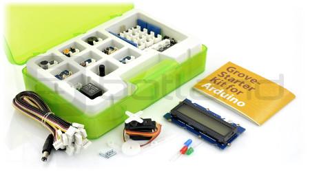 Grove StarterKit - pakiet startowy loT dla Arduino