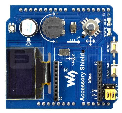 Accessory Shield dla Arduino