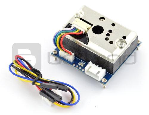 Czujnik pyłu / stężenia cząstek - monitor czystości