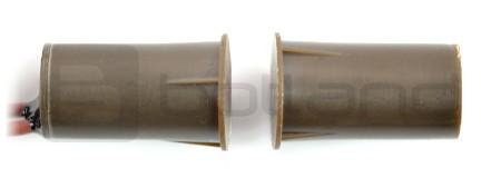 Czujnik magnetyczny otwarcia drzwi/okien - kontaktron HO-03C