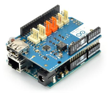 Arduino USB Host Shield - sterownik USB nakładka dla Arduino