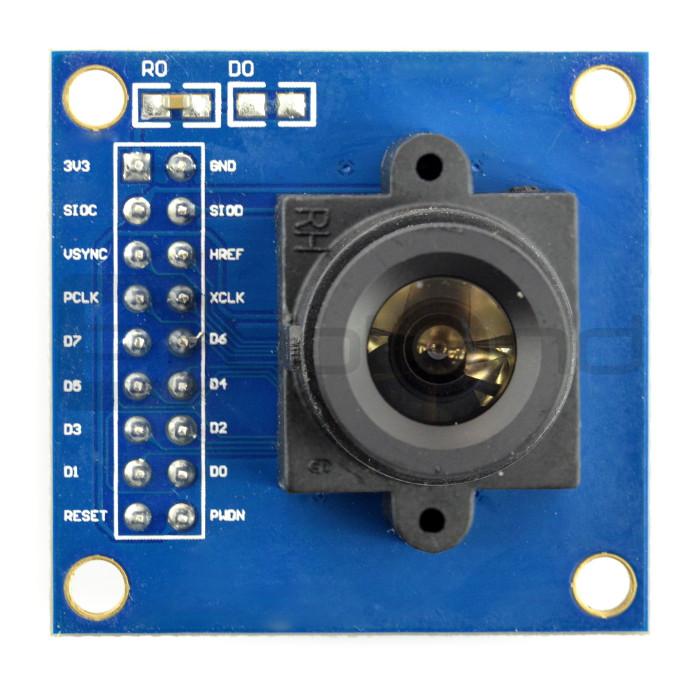 Camera Module OV7670 B 0.3MPx 640x480px 30fps