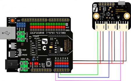 FXLN8361 - schemat