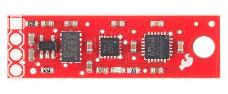IMU - akcelerometr, żyroskop, magnetometr, kompas, sparkfun, sensor