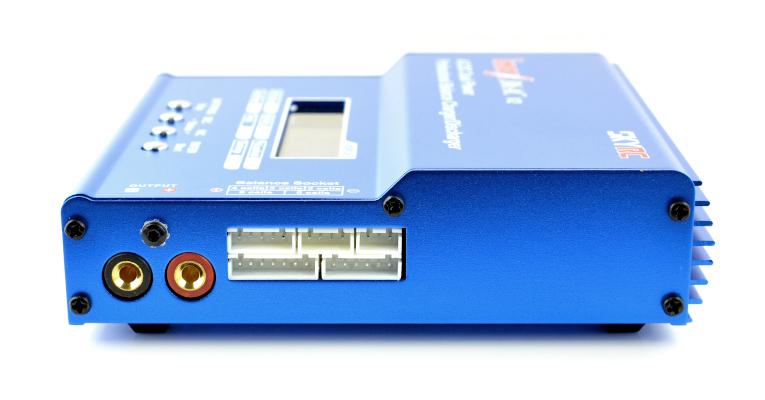 Ładowarka Li-Pol / Li-HV /Li-Ion /Li-Fe / Ni-Cd / Ni-MH z balanserem SkyRC IMAX B6AC v2 USB z wbudowanym zasilaczem