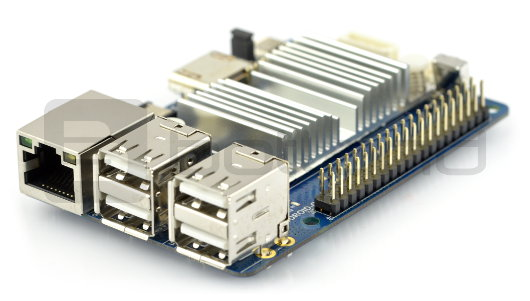 Odroid C+ Quad-Core 1,5GHz 1GB RAM