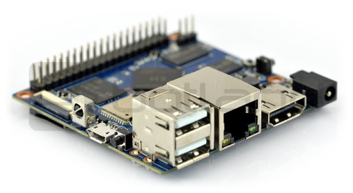 Banana Pi M2+ Quad Core