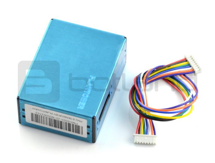Czujnik pyłu / czystości powietrza PM2 5 PMS5003 - 5V UART