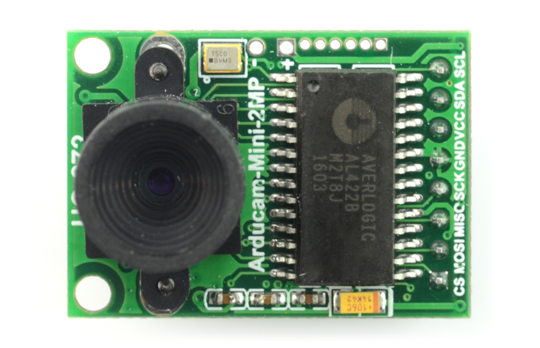 Kamera ArduCam 2MPx do Arduino