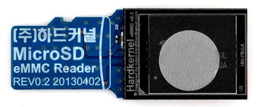 eMMC 16GB Linux dla Odroid C2