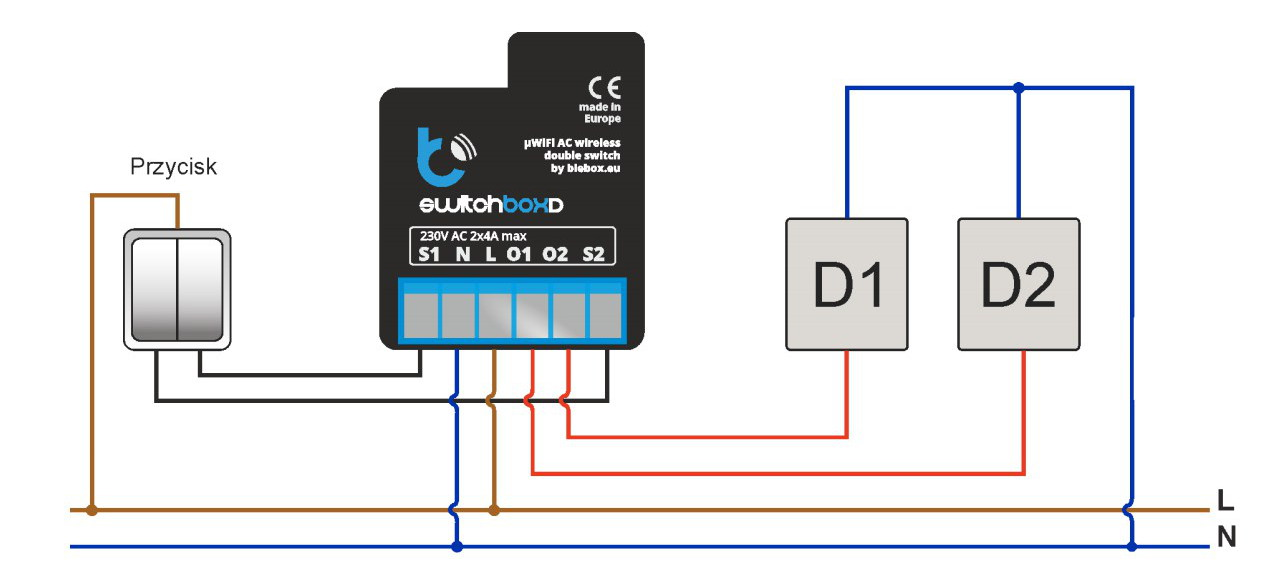 07701_6 blebox switchboxd 2x przeka�nik 230v wifi aplikacja android  at eliteediting.co