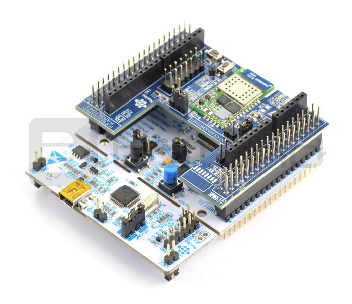 STM32 X-NUCLEO-IDW01M1 - moduł WiFi - rozszerzenie do STM32 Nucleo