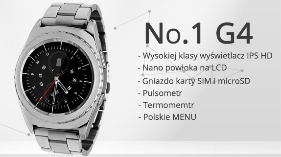 SmartWatch NO.1 G4