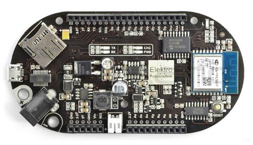 ŁajFaj WiFi zgodny z Arduino IDE