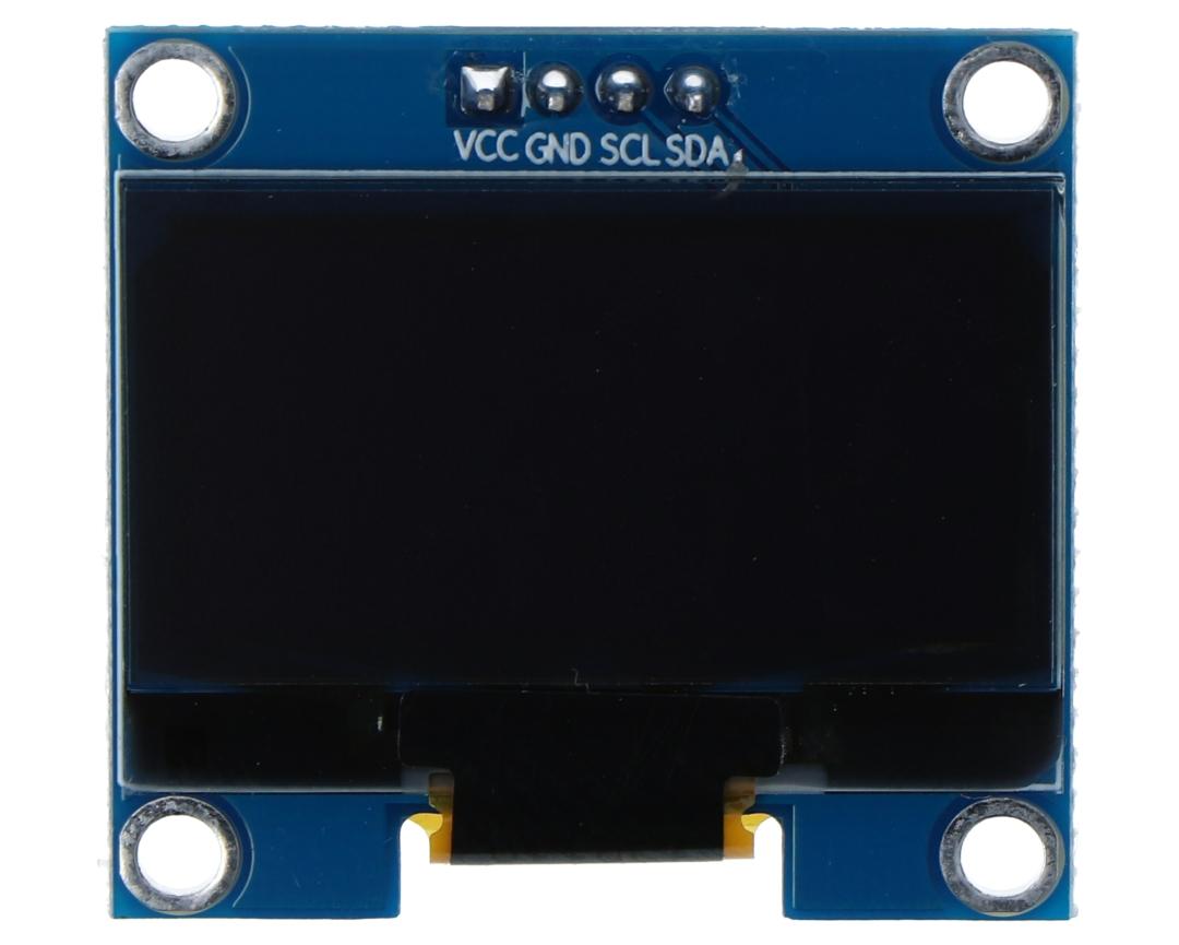 Wyświetlacz OLED 1,3 '' 128x64 px