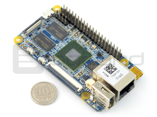 NanoPi Fire3 - Samsung S5P6818 Octa-Core