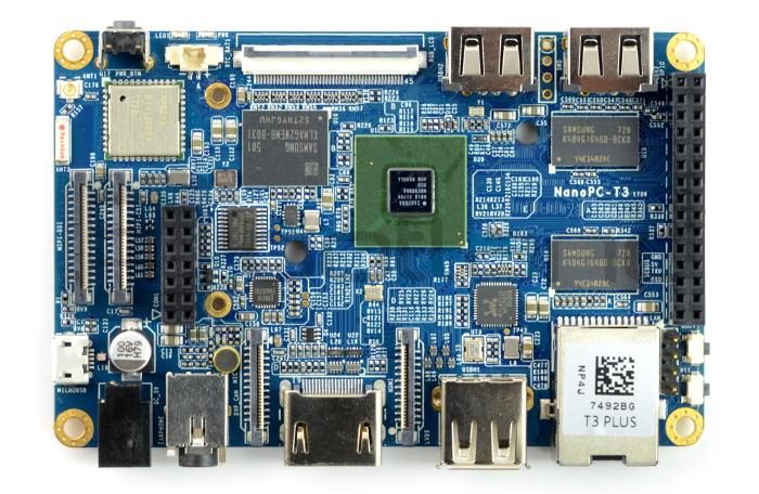 NanoPc T3 Plus - Samsung S5P6818 Octa-Core