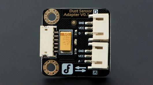 adapter czujnika pyłu