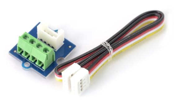Grove - 4-pinowe złącze śrubowe
