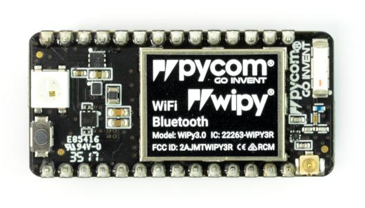 WiPy 3.0