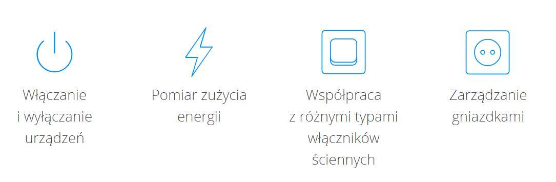 Fibaro Double Switch 2 funkcje