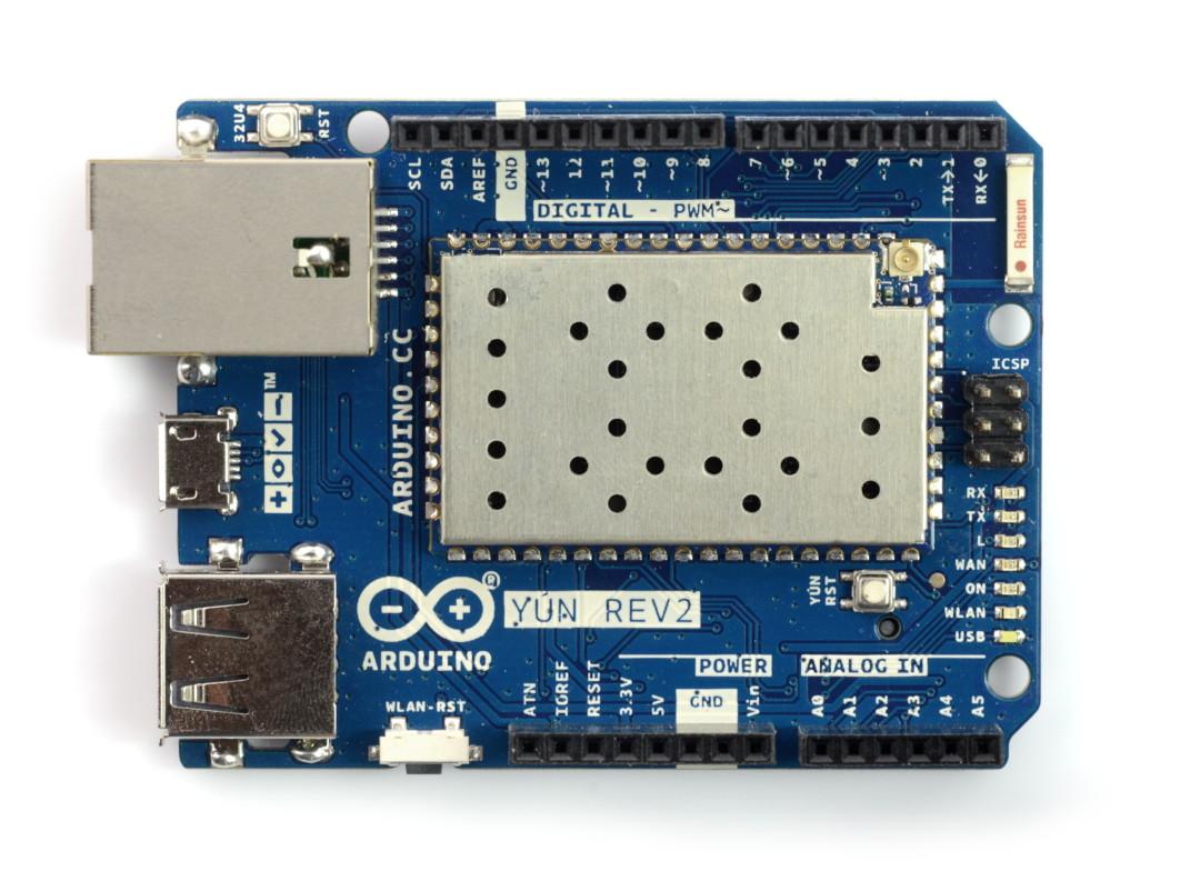Arduino Yn Rev2 Abx00020 Wifi Ethernet Botland Sklep Dla Intelr Galileo Board Block Diagram Yun 2
