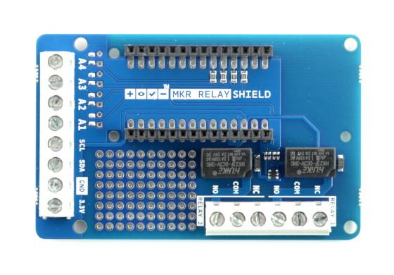 Arduino MKR Relay Proto Shield