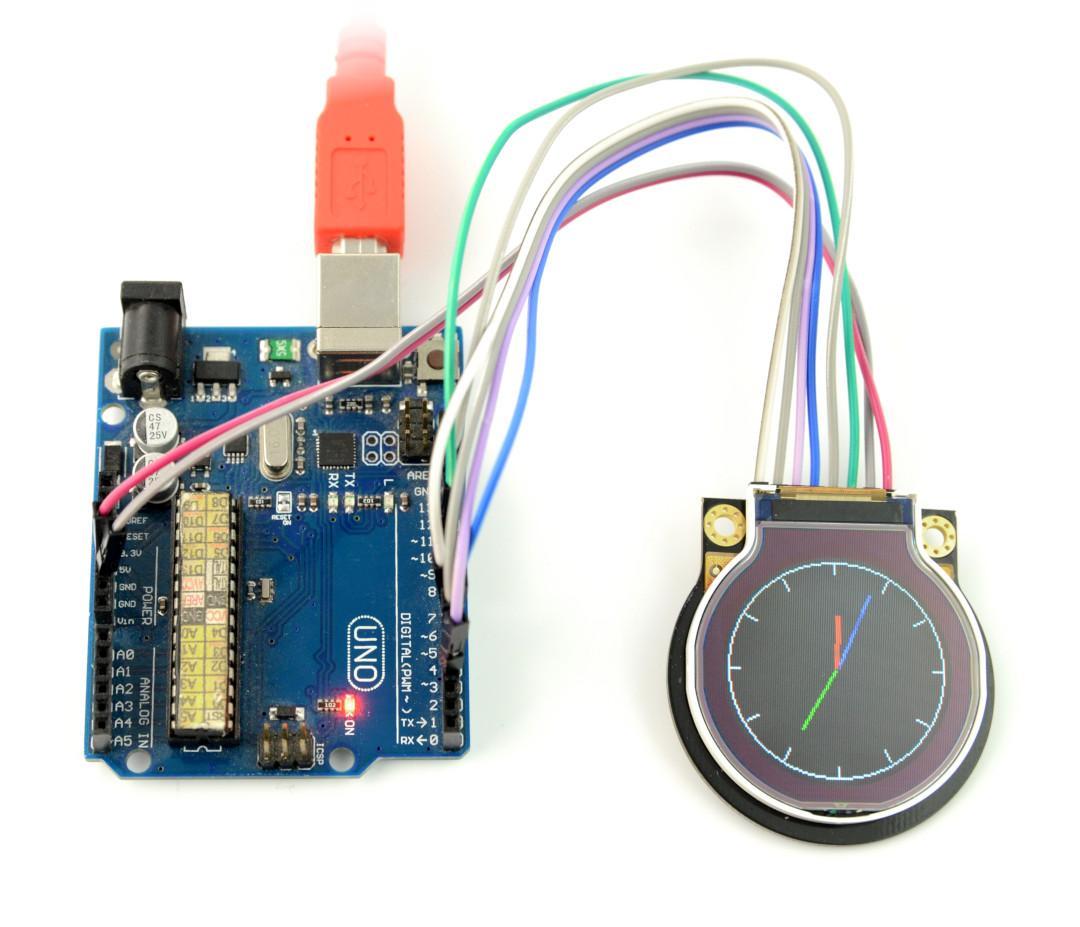 Screen DFRobot - LCD 2 2