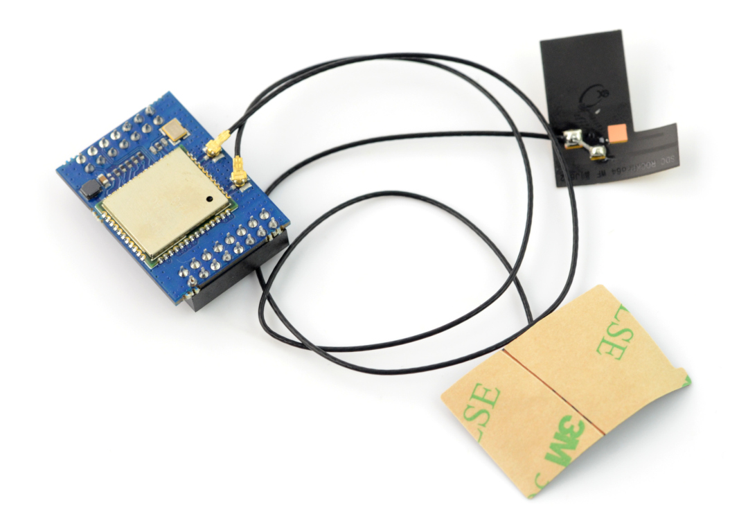 Bluetooth 4 2 and WiFi DualBand module for ROCKPro64_
