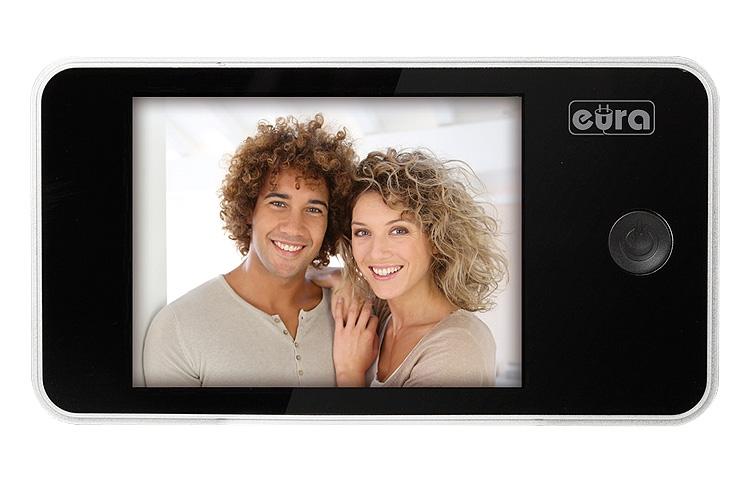 VDP-01C1 Eris LCD 3,2'' - wizjer wideo do drzwi