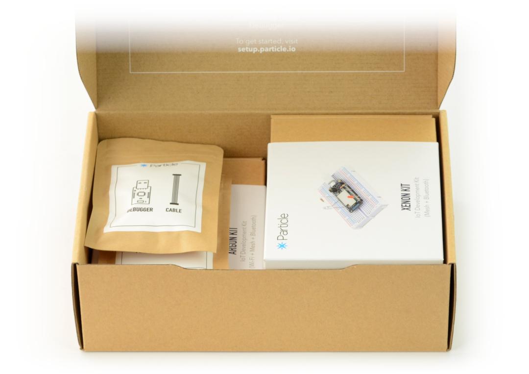 Particle - Mesh WiFi Bundle